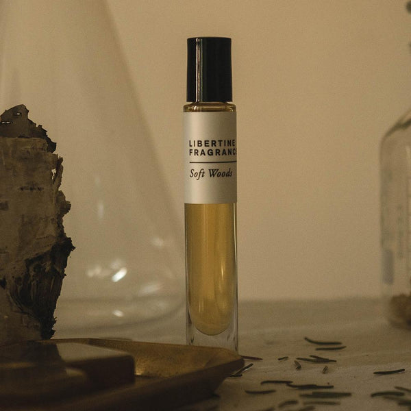Soft Woods - Perfume Oil