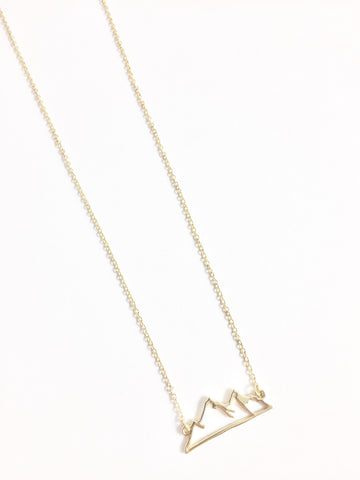 Move Mountains Necklace
