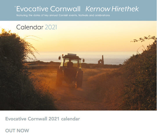 2021 calendar out now