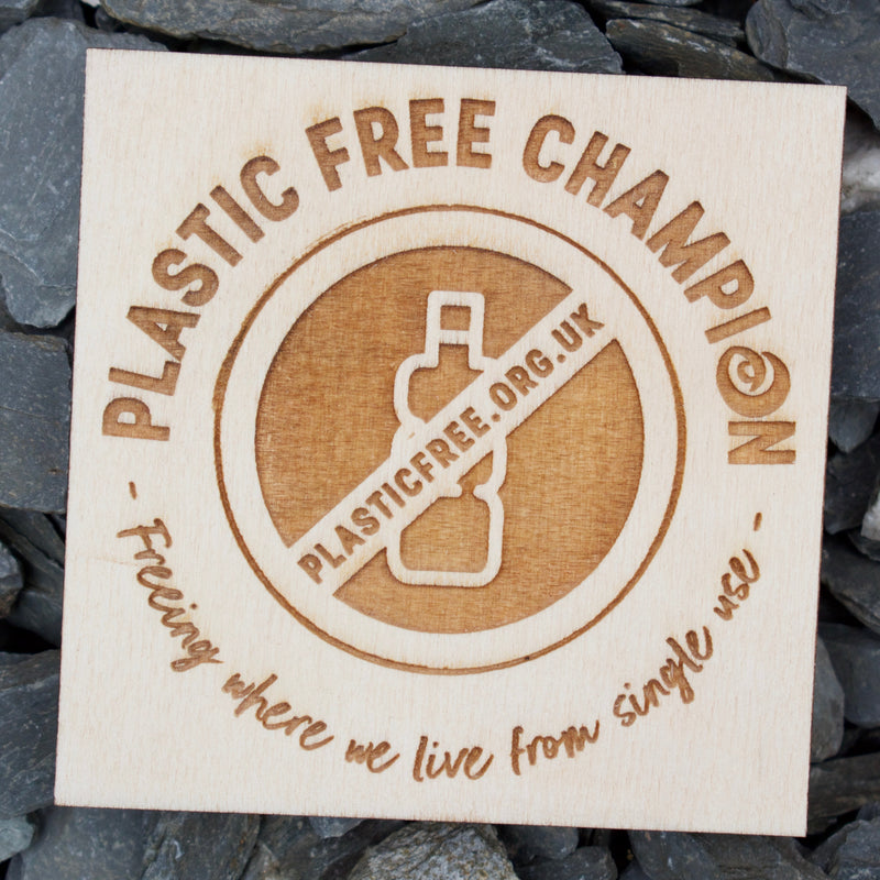Plastic Free Champion award
