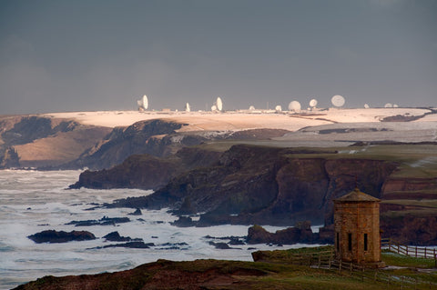 Nik Jewell, Compass Point to snow over GCHQ Bude