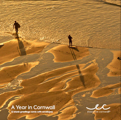 A Year in Cornwall gift pack
