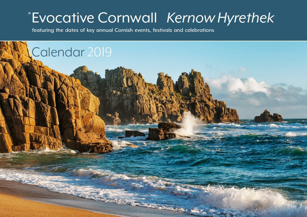 Calendars from Evocative Cornwall