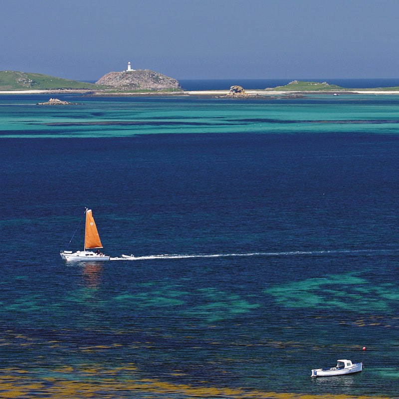 Blue Lines, Isles of Scilly