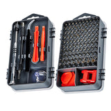110  in 1 Screwdriver Set Magnetic Screwdriver Bit Torx Multi Mobile Phone Repair Tools Kit Electronic Device Hand Tool - ShopGhDs