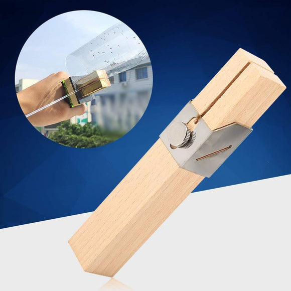 Portable Smart Plastic Bottle Cutter Outdoor household Bottles Rope Tools DIY Craft Bottle Rope Cutter Creative tool - ShopGhDs