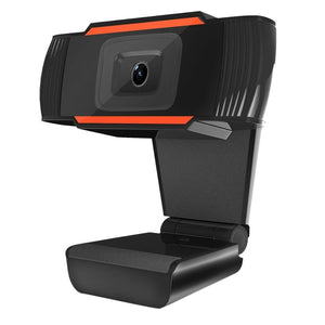HD USB PC Camera 480P Video Record HD Webcam Web Camera with MIC for Computer PC Laptop Skype - ShopGhDs