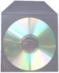 CD SLEEVE CLEAR 100 PACK