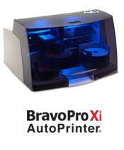 Primera Bravo 4100 Inkjet Printer - Color - 4800 dpi Print - CD/DVD Print - Desktop - Churchavs.com
