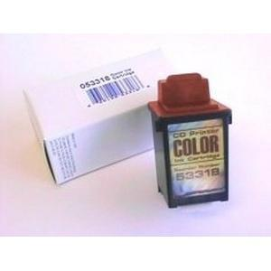 Primera Tri-color Ink Cartridge - Inkjet - Cyan, Magenta, Yellow - 1 - Churchavs.com