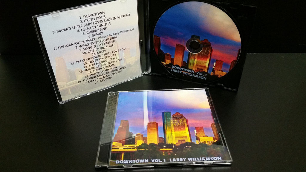 COLOR PRINTED CD IN SLIMLINE CASE - Churchavs.com