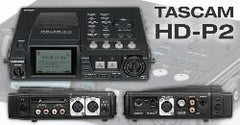 TASCAM HD-P2 - Churchavs.com