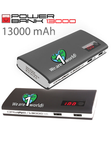 13000 mAh POWER CHARGER