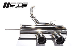"CTS Turbo Golf R 3"" Turbo Back Exhaust"