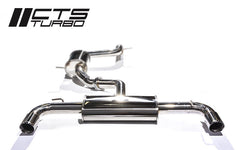 "CTS Turbo MK6 GTI 3"" Cat Back Exhaust"