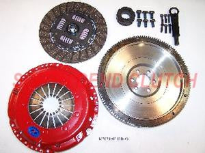 South Bend DXD Clutch Audi VW 1.8T MK4 TT 5 Speed