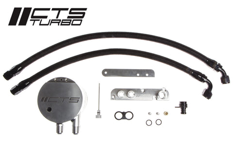 CTS Turbo B7 A4 2.0T Catch Can Kit