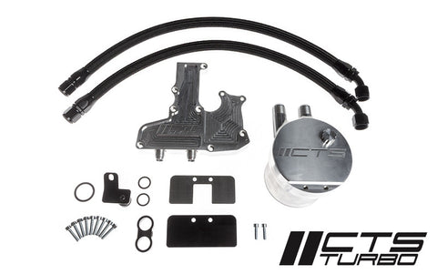 CTS Turbo B8.5 Catch Can Kit