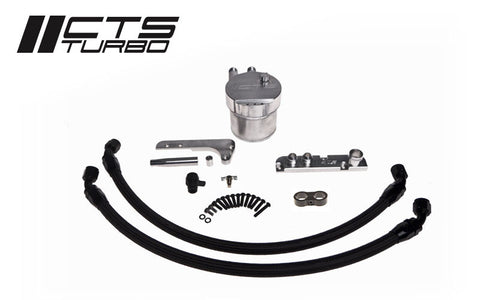 CTS Turbo Golf R/TT-S Catch Can Kit