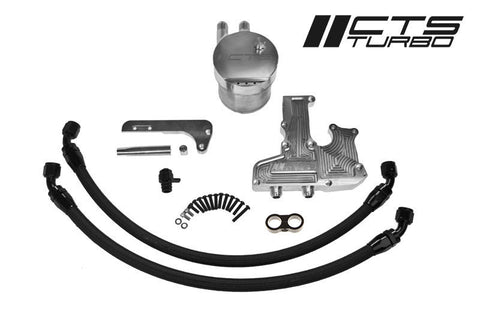 CTS Turbo MK6 TSI Catch Can Kit