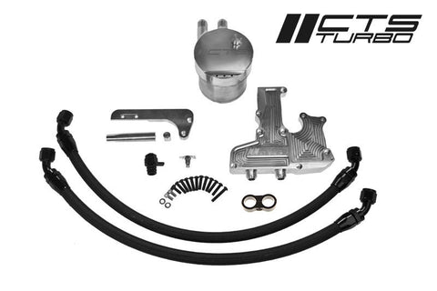 CTS Turbo Passat CC Catch Can Kit
