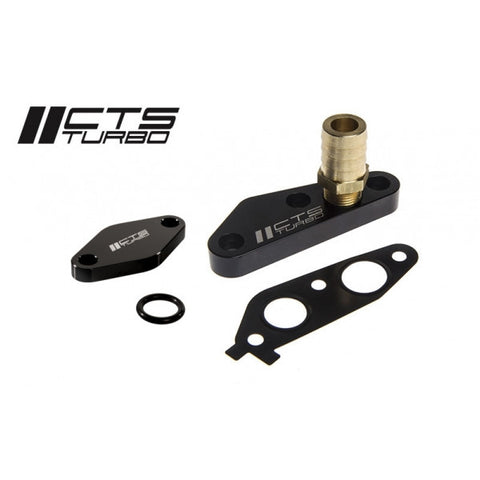 CTS SAI Blockoff Plate Kit for MK5 R32