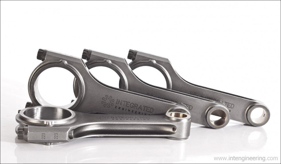 Integrated Engineering TSI Connecting Rods for JE & Mahle Pistons