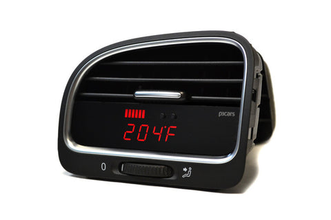 P3CARS VW MK6 GTI GOLF JSW VENT INTEGRATED DIGITAL INTERFACE