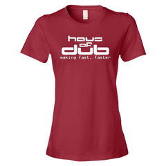 Haus of Dub Women's short sleeve t-shirt