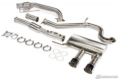 "Unitronic 3"" Turbo-Back Exhaust System for Golf R®"