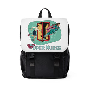 Super Nurse Casual Shoulder Backpack