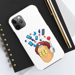 Top Tech Head Mate Tough Phone Cases