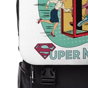 Superman Shoulder Backpack