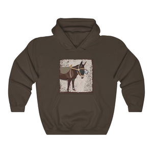 New Blend Hooded Sweatshirt