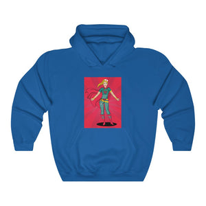 Super Nurse Hooded Sweatshirt