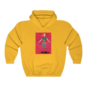 Super Nurse Heavy Blend Hooded Sweatshirt