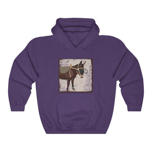 Now Get One Best Men's Blend Hooded Sweatshirt