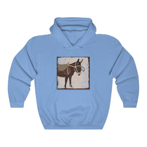 Men's Blend Hooded Sweatshirt
