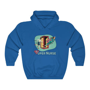 Nurse Hooded Sweatshirt