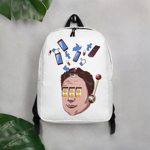 Bruce Art Two Backpack