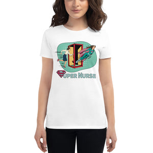 Best Super Women T-shirt