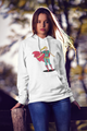Super Woman Heavy Blend™ Hooded Sweatshirt
