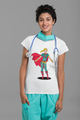 Super Nurse Jersey Short Sleeve Tee