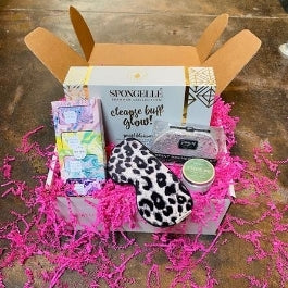 Spa Day Themed Gift Box