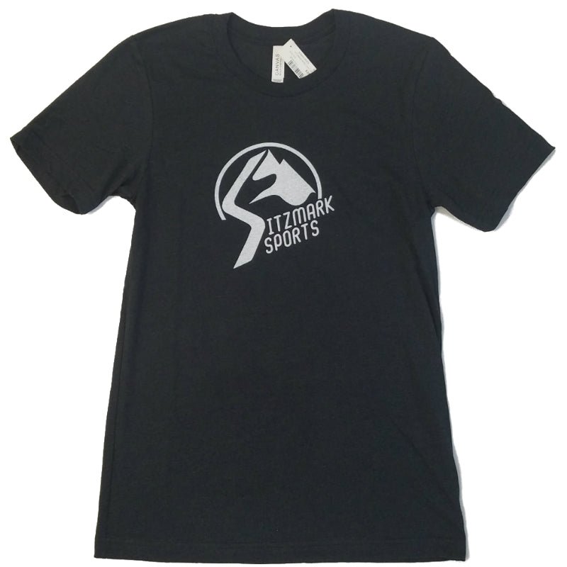 Sitzmark Mountain Logo Men's Tee