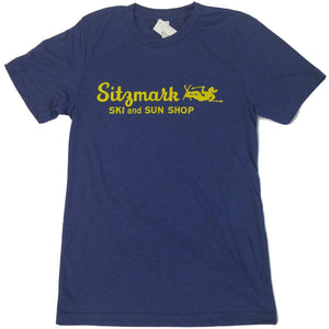 Sitzmark Retro Men's Tee