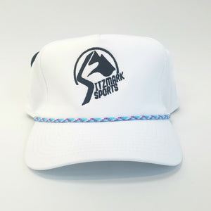 Sitzmark Mountain Logo Imperial Hat