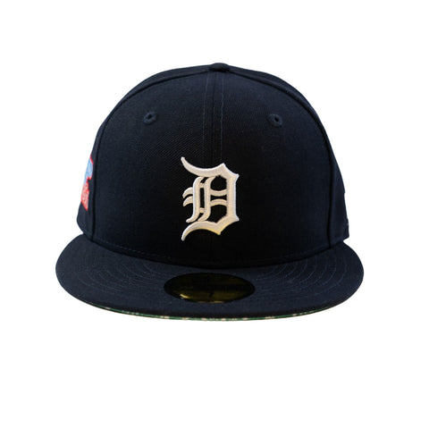 Detroit Tigers MLB World Series 59Fifty Cap (Navy)