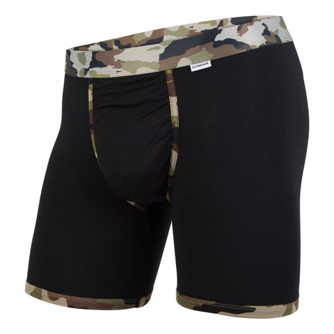 MyPakage Weekday Boxer Brief (Black Camo)