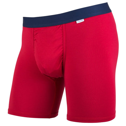 MyPakage Weekday Boxer Brief (Crimson/Navy/Turquoise)
